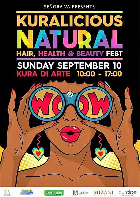 Kuralicious Natural logo